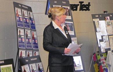 GAB visits Power Test Inc. (Photos)