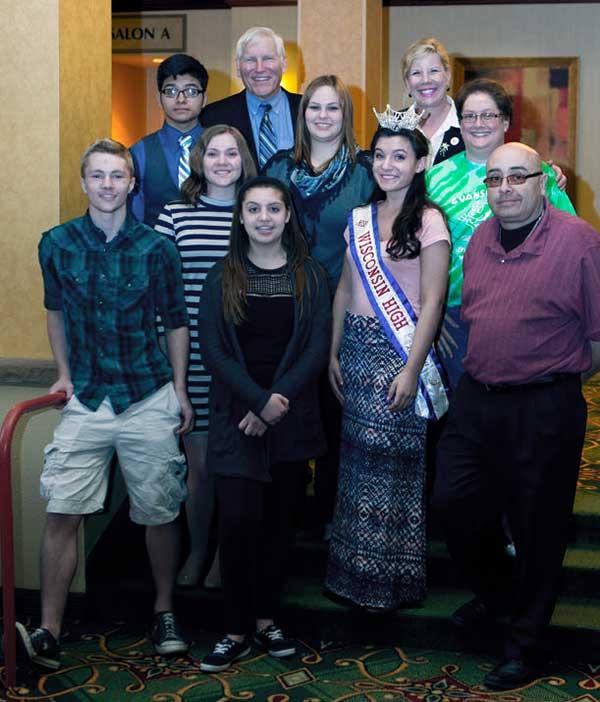 Generations Against Bullying Peer Ambassadors Visit Madison Kids