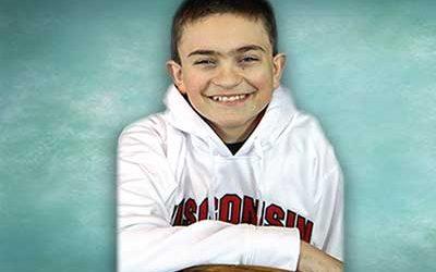 Lucas Smith Wins Wisconsin Hero Award
