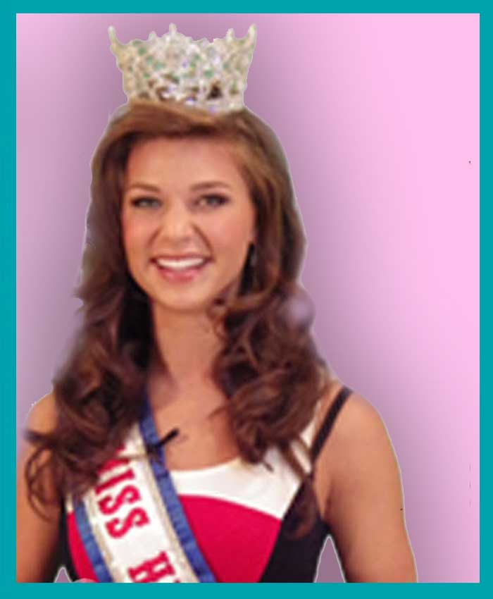 Annie Jorgensen Miss High School USA