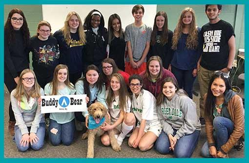 Buddy Bear Peer Ambassadors