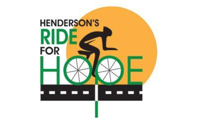 Henderson's Ride For Hope