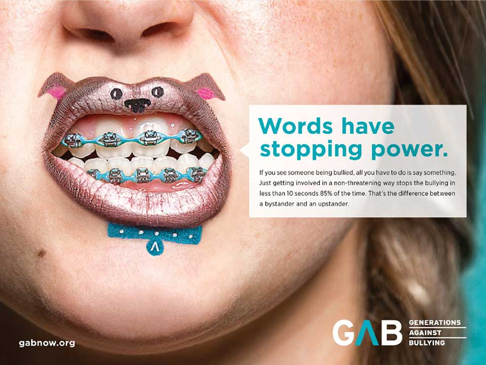 Words Have Stopping Power