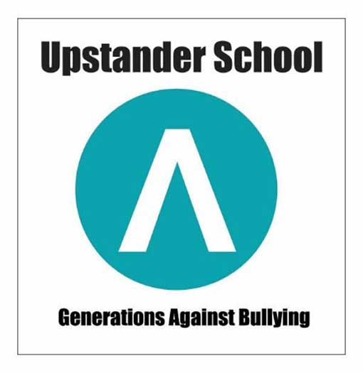 Upstander School Decal