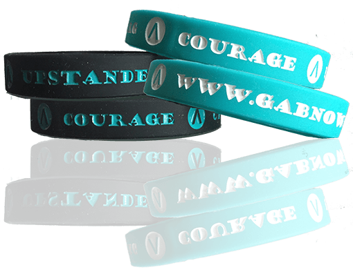 GAB wristbands