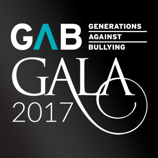 GAB GALA 2017 announced