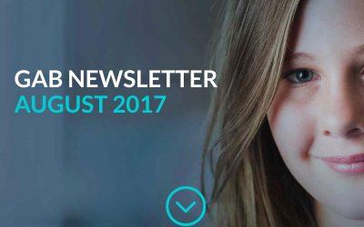 GAB Newsletter | August 2017