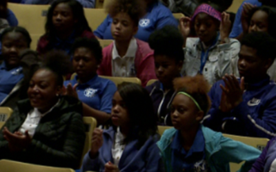 """No Amount of Tears:"" Students in Milwaukee take a stand against bullying"