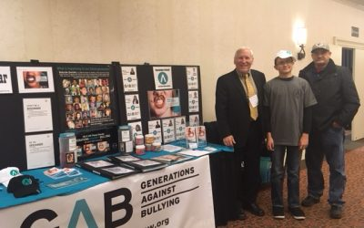 GAB ATTENDS THE BUILDING THE HEART OF SUCCESSFUL SCHOOLS CONFERENCE