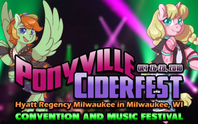PONYVILLE CIDERFEST MILWAUKEE TO SUPPORT GAB