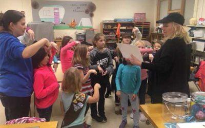 Girls Scout Brownies Troop Leader Extends Invite to GAB