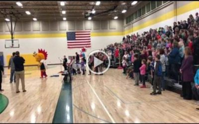 (VIDEO) GAB Visits Raymond Schools Hero Project Day