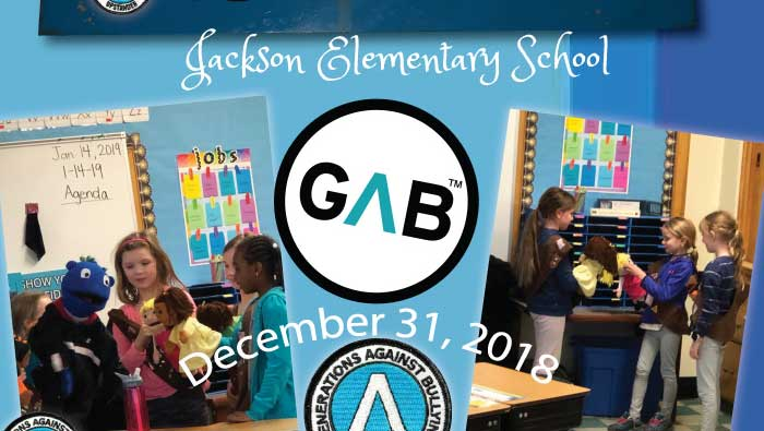 GAB Visits Girl Scouts at Jackson Elementary School (Pictorial)