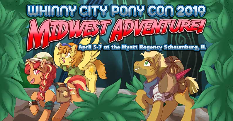 Whinny City Pony Con 2019