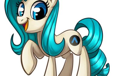 Meet Gabriel The Official GAB Upstander Pony for Ponyville