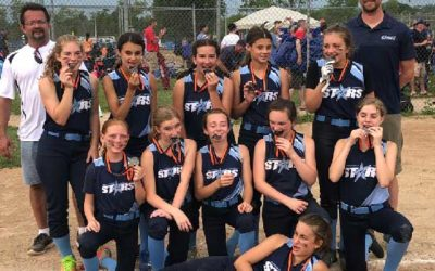 GAB appears at Hartford Velocity Girls Softball Tournament To Stomp Out Bullying
