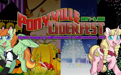 A Dosage of Friendship at Ponyville Ciderfest 2019